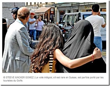 interdiction niqab
