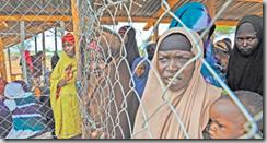 A Dadaab au Kenya, des dizaines de milliers de Somaliens, qui ont fui la violence à Mogadiscio et ailleurs dans le pays, sont entassés dans des conditions déplorables. (AFP)