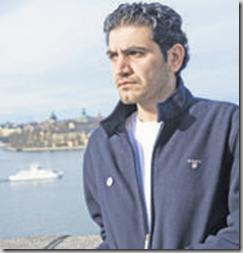 Fahad K. vit aujourd'hui à Stockholm, toujours en sursis (Keystone, Marc Femenia)