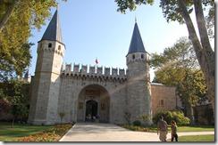 Turkia 2009 - Estambul - Palacio de Topkapi - 011