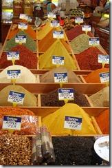 Turkia 2009 - Estambul  -Bazar de las especias    254