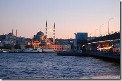 Turkia 2009 - Estambul  -Puente Galata     541