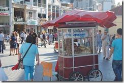 Turkia 2009 - Estambul  - Istiklal Caddesi    500