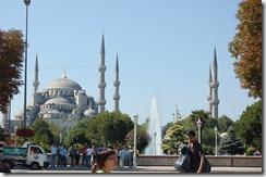 Turkia 2009 - Estambul - Mezquita Azul - 181