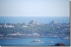 Turkia 2009 - Estambul  -Hotel marmara, plaza de Taksim     483