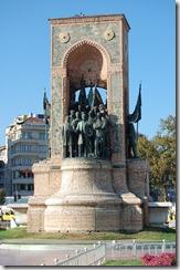 Turkia 2009 - Estambul  - Plaza de Taksim    499