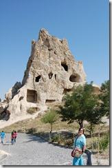 Turkia 2009 - Capadocia - Parque Nacional de Göreme  - 642