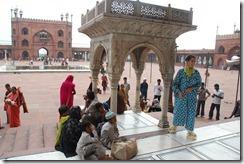 India 2010 - Delhi -  Jamma Masjid  , 13 de septiembre   13