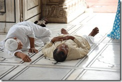 India 2010 - Delhi -  Jamma Masjid  , 13 de septiembre   22