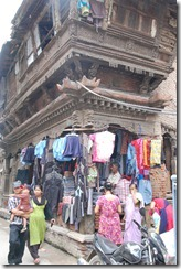 Nepal 2010 -Kathmandu, Durbar Square ,- 22 de septiembre   08