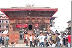 Nepal 2010 -Kathmandu, Durbar Square ,- 22 de septiembre   33