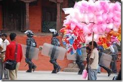 Nepal 2010 -Kathmandu, Durbar Square ,- 22 de septiembre   71