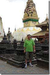 Nepal 2010 -Kathmandu, Swayambunath ,- 22 de septiembre   82