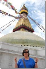 Nepal 2010 - Kathmandu ,  Estupa de Bodnath - 24 de septiembre  -    63