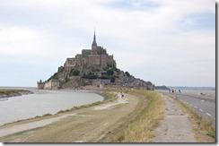 Oporrak 2010,-  Le Mont Saint Michel  - 21