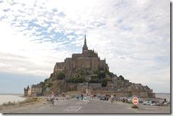 Oporrak 2010,-  Le Mont Saint Michel  - 55