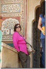 India 2010 -   Jaipur - Fuerte  Amber , 15 de septiembre   89