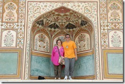 India 2010 -   Jaipur - Fuerte  Amber , 15 de septiembre   93