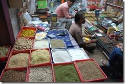 India 2010 -  Jaipur , paseo nocturno por el mercado , 15 de septiembre   24