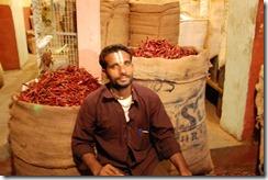 India 2010 -  Jaipur , paseo nocturno por el mercado , 15 de septiembre   65