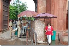 India 2010 - Agra - Taj Mahal , 16 de septiembre   01