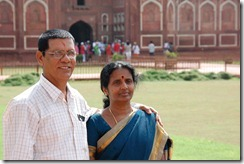 India 2010 - Agra - Fuerte Rojo , 17 de septiembre   16