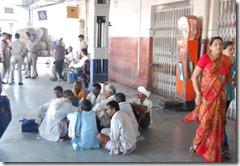 India 2010 -Tren Agra-Jhansi, 18 de septiembre   05