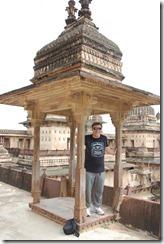 India 2010 -Orcha, palacio del Raj Mahal, 18 de septiembre   55