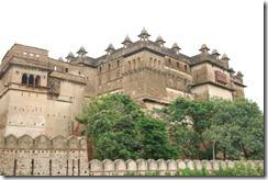 India 2010 -Orcha, palacio del Raj Mahal, 18 de septiembre   10