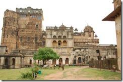 India 2010 -Orcha, palacio del Raj Mahal, 18 de septiembre   19
