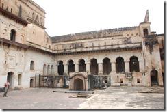 India 2010 -Orcha, palacio del Raj Mahal, 18 de septiembre   26