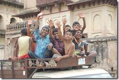 India 2010 -Orcha,  18 de septiembre   30