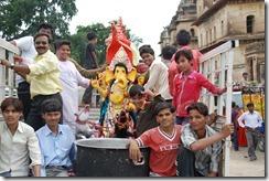 India 2010 -Orcha,  18 de septiembre   45