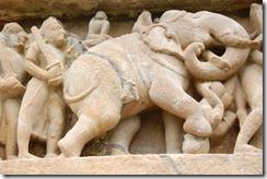 India 2010 -Kahjuraho  , templos ,  19 de septiembre   94