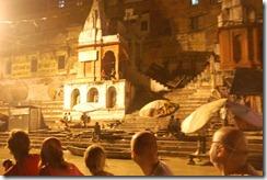 India 2010 -Varanasi  ,  paseo  nocturno  - 20 de septiembre   44