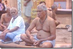 India 2010 -Varanasi  ,  paseo  en barca por el Ganges  - 21 de septiembre   42