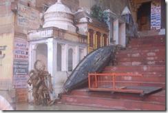 India 2010 -Varanasi  ,  paseo  en barca por el Ganges  - 21 de septiembre   50