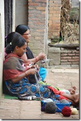 Nepal 2010 - Bhaktapur ,- 23 de septiembre   16