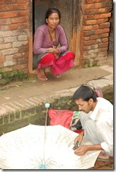 Nepal 2010 - Bhaktapur ,- 23 de septiembre   27