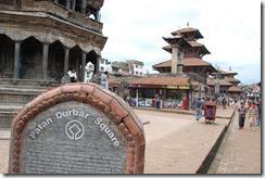 Nepal 2010 - Patan, Durbar Square ,- 22 de septiembre   13
