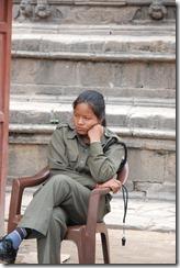 Nepal 2010 - Patan, Durbar Square ,- 22 de septiembre   19