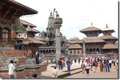 Nepal 2010 - Patan, Durbar Square ,- 22 de septiembre   27