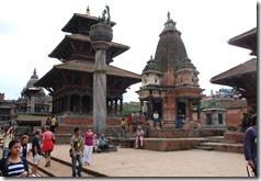 Nepal 2010 - Patan, Durbar Square ,- 22 de septiembre   32