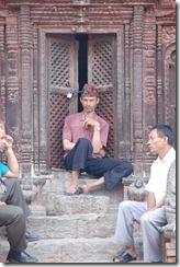 Nepal 2010 - Patan, Durbar Square ,- 22 de septiembre   34
