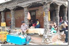 Nepal 2010 - Patan, Durbar Square ,- 22 de septiembre   61