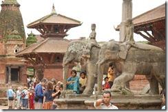Nepal 2010 - Patan, Durbar Square ,- 22 de septiembre   62