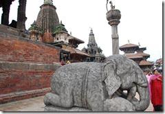 Nepal 2010 - Patan, Durbar Square ,- 22 de septiembre   71