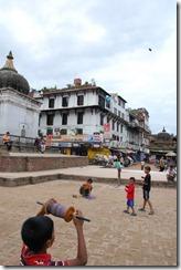 Nepal 2010 - Patan, Durbar Square ,- 22 de septiembre   78