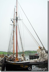 The Bluenose, Lunenburg, NS