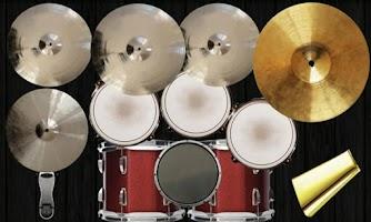Screenshot of Drum Set